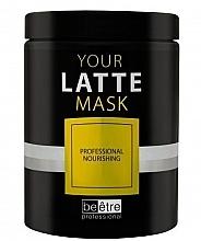 Духи, Парфюмерия, косметика Маска для волос с протеином - Beetre Your Latte Mask