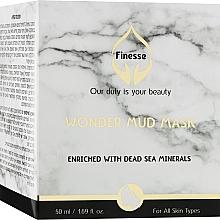 Духи, Парфюмерия, косметика Магнитная грязевая маска для лица - Finesse G-FORCE Mud Mask