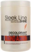 Духи, Парфюмерия, косметика Осветляющая пудра для волос - Stapiz Sleek Line Blond Action