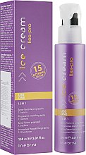 Духи, Парфюмерия, косметика Разглаживающий спрей для волос 15в1 - Inebrya Ice Cream Liss Perfect Liss One 15in1