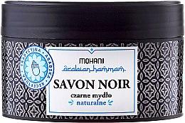 Духи, Парфюмерия, косметика Черное мыло с оливковым маслом - Mohani Savon Noir Natural Soap