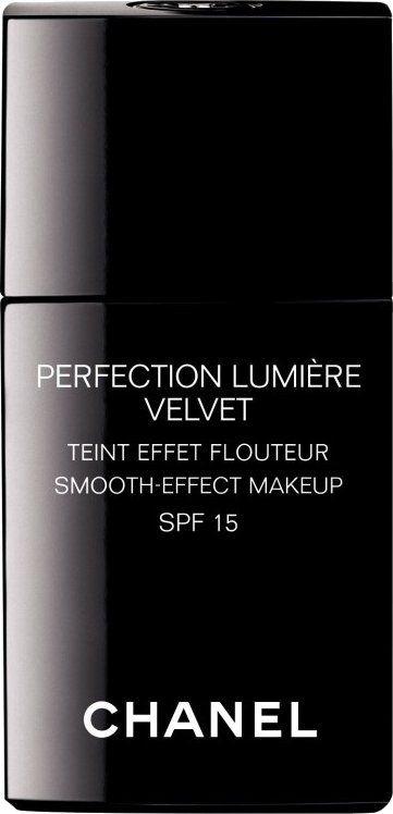 Тональное средство с эффектом сияния - Chanel Perfection Lumiere Velvet Smooth-Effect Makeup SPF 15