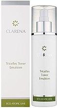 Духи, Парфюмерия, косметика Тонизирующая эмульсия с 3-мя типами стволовых клеток - Clarena Eco Line Tricelles Toner Emulsion