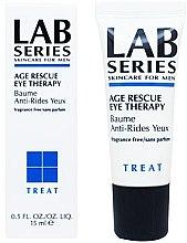 Духи, Парфюмерия, косметика Крем для области вокруг глаз - Lab Series Age Rescue + Eye Therapy