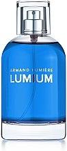 Духи, Парфюмерия, косметика Armand Lumiere Lumium Pour Homme 650 - Парфюмированная вода (тестер с крышечкой)