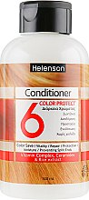 Духи, Парфюмерия, косметика Кондиционер для окрашенных или мелированных волос - Mediterraneum Helenson Conditioner Color Protect 6