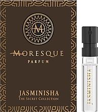 Духи, Парфюмерия, косметика Moresque Jasminisha - Парфюмированная вода (пробник)