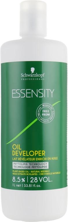 Бальзам-окислитель на масляной основе 8,5% - Schwarzkopf Professional Essensity Oil Developer