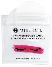 Духи, Парфюмерия, косметика Многоразовые диски для снятия макияжа - Misencil Makeup Remover Macaroons