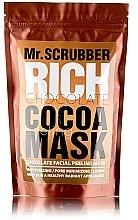 Духи, Парфюмерия, косметика Шоколадная маска-пилинг для лица - Mr.Scrubber Chocolate Mask-Peeling