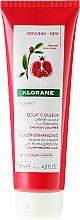 Духи, Парфюмерия, косметика Крем для волос - Klorane Color Enhancing Leave-In Cream With Pomegranate
