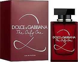 Духи, Парфюмерия, косметика Dolce&Gabbana The Only One 2 - Парфюмированная вода