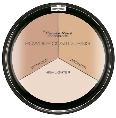 Палетка для контуринга - Pierre Rene Powder Contouring