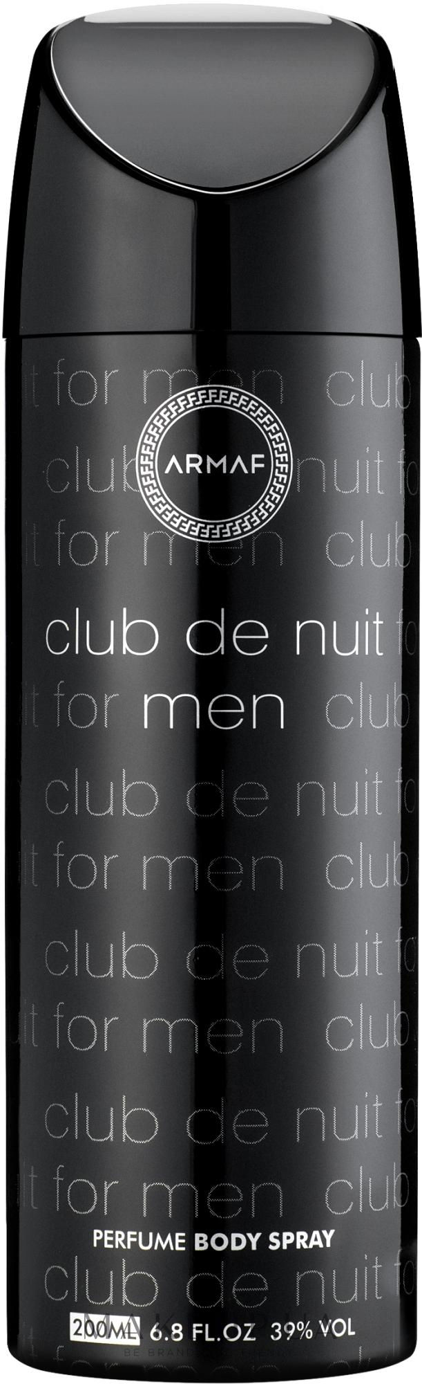 Armaf Club De Nuit - Дезодорант — фото 200ml