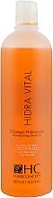 Духи, Парфюмерия, косметика Шампунь увлажняющий - HairConcept Elite Pro Hidra Vital Moisturizing Shampoo