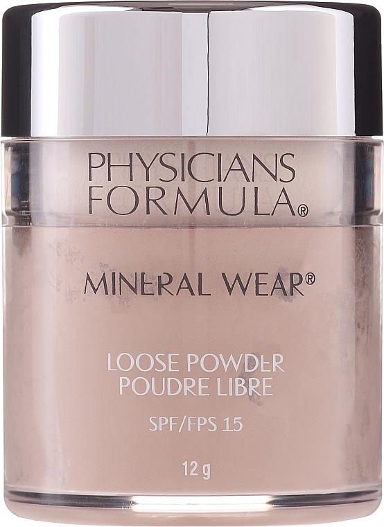 Минеральная рассыпчатая пудра - Physicians Formula Mineral Wear Loose Powder SPF 16