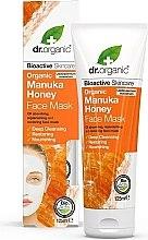 "Духи, Парфюмерия, косметика Маска для лица ""Мед Манука"" - Dr. Organic Bioactive Skincare Organic Manuka Honey Face Mask"