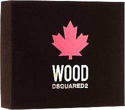 Духи, Парфюмерия, косметика Dsquared2 Wood Pour Homme - Набор (edt/50ml + sh/gel/50ml + ash/b/50ml)