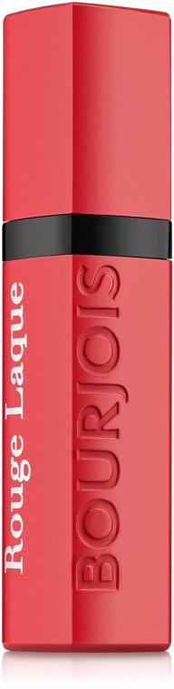 Жидкая помада для губ - Bourjois Rouge Laque