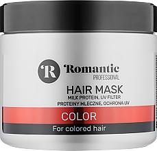 Духи, Парфюмерия, косметика Маска для окрашенных волос - Romantic Professional Color Hair Mask