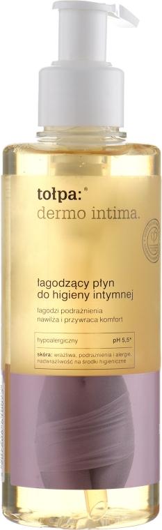 Гель для интимной гигиены - Tolpa Dermo Intima Neutral Intimate Cleaneser