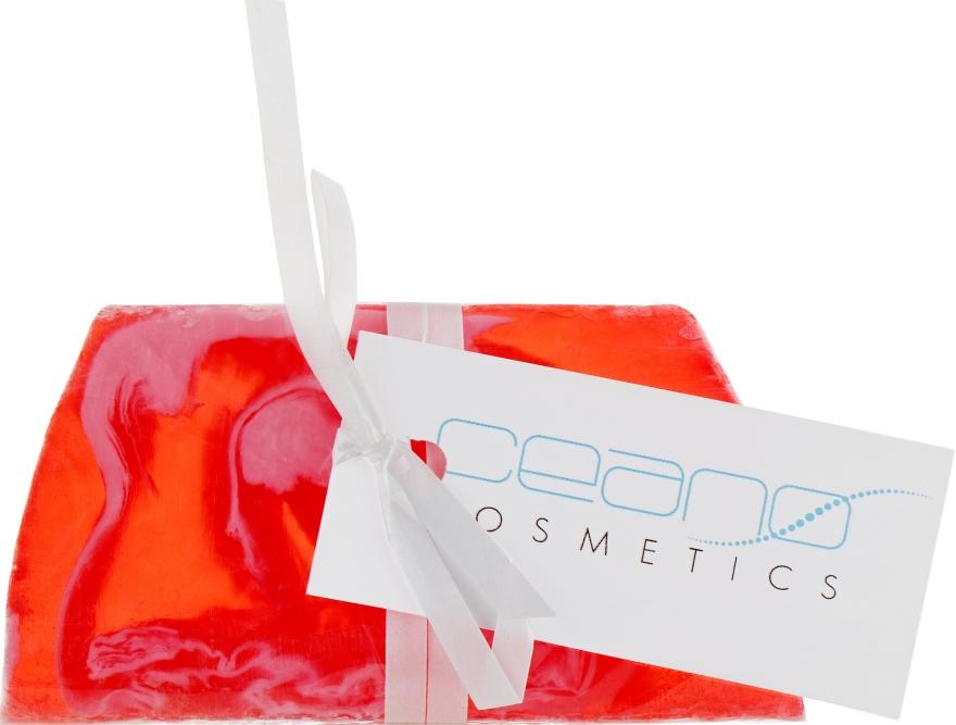 """Мыло брусковое """"Женский каприз Hugo Boss Woman"""" - Ceano Cosmetics Soap"""
