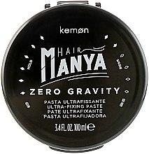 Духи, Парфюмерия, косметика Паста для волос экстрасильной фиксации - Kemon Hair Manya Zero Gravity