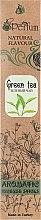 Духи, Парфюмерия, косметика Аромапалочки с успокаивающим ароматом зеленого чая - MSPerfum