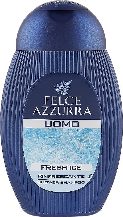 Шампунь и гель для душа - Felce Azzurra Fresh Ice