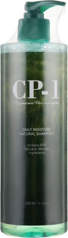 Натуральный увлажняющий шампунь для ежедневного применения - Esthetic House CP-1 Daily Moisture Natural Shampoo