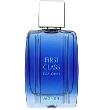 Духи, Парфюмерия, косметика Aigner First Class Explorer - Туалетная вода (тестер без крышечки)