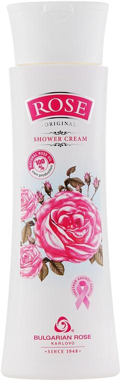 Крем для душа с розовым маслом - Bulgarska Rosa Shower Cream