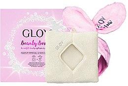 Духи, Парфюмерия, косметика Набор - Glov Spa Beauty Bomb Set (glove/1pcs + headband/1pcs)