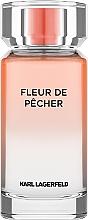 Духи, Парфюмерия, косметика Karl Lagerfeld Fleur De Pecher - Парфюмированная вода