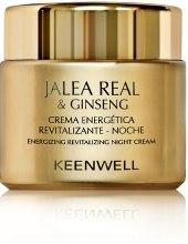 Духи, Парфюмерия, косметика Ночной энергетический восстанавливающий крем - Keenwell Jalea Real And Ginseng Cream