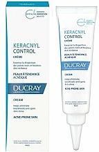 Духи, Парфюмерия, косметика Регулирующий крем для лица - Ducray Keracnyl Control Cream