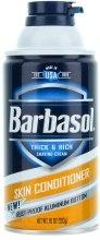 Пена для бритья с ланолином для жесткой щетины - Barbasol  — фото N1