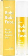 Духи, Парфюмерия, косметика Гель-пилинг для лица - Unpa Bubi Bubi Face Bubble Peeling Gel