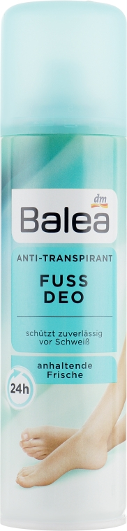 Дезодорант для ног - Balea Fuss Deo