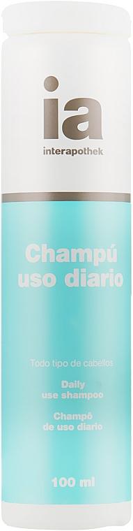 Шампунь для волос с экстрактом шелка - Interapothek Champu Uso Frecuente