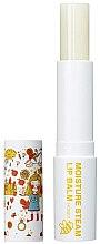 Духи, Парфюмерия, косметика Увлажняющий паровой бальзам для губ - SeaNtree Moisture Steam Lip Balm Orange Girl Honey 1