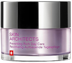 Духи, Парфюмерия, косметика Крем для лица - Artemis of Switzerland Skin Architects Preventing Rich Day Care