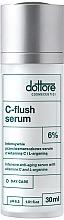 Духи, Парфюмерия, косметика Интенсивная сыворотка против морщин с 6% витамином С и L-аргинином - Dottore C-Flush Serum