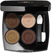Духи, Парфюмерия, косметика Тени для век - Chanel Les 4 Ombres Exclusive Creation Limited Edition Quadra Eyeshadow