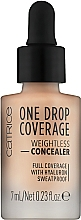 Духи, Парфюмерия, косметика Консилер - Catrice One Drop Coverage Weightless Concealer