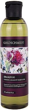 Шампунь укрепляющий от выпадения волос - Goldschmidt