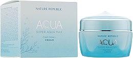 Духи, Парфюмерия, косметика Освежающий увлажняющий крем-гель для лица - Nature Republic Super Aqua Max Fresh Watery Cream