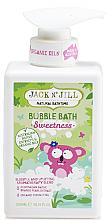 "Духи, Парфюмерия, косметика Пена для ванны ""Душистость"" - Jack N' Jill Sweetness Bubble Bath"
