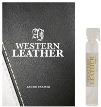 Духи, Парфюмерия, косметика Alexandre.J Western Leather White - Парфюмированная вода (пробник)