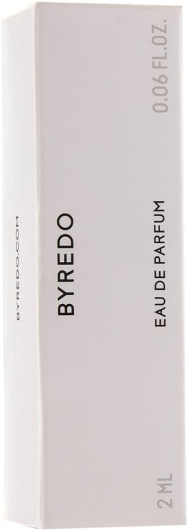Byredo Eau de Parfum - Парфюмированная вода (пробник)